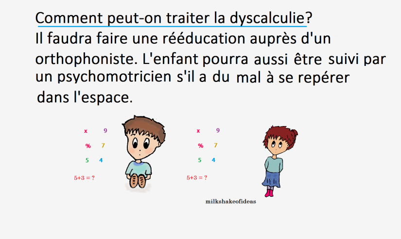dyscalculie 5 ortho